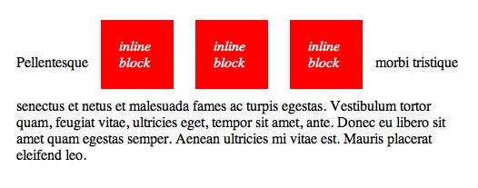 inline-block